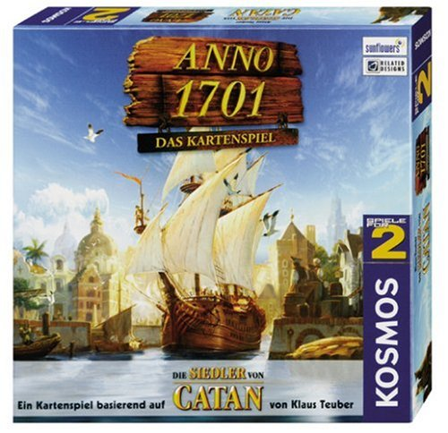 KOSMOS 6901440 – Anno 1701, Das Kartenspiel