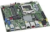 Intel BOXDQ77KB - Desktop Board DQ77KB - Media Series - motherboard - Thin mini ITX - LGA1155 Socket - Q77 - USB 3.0 - Gigabit LAN - onboard graphics (CPU required) - HD Audio (4-channel)