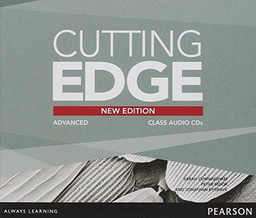 Cutting Edge Advanced New Edition Class CD (New Cutting Edge Advanced compare prices)