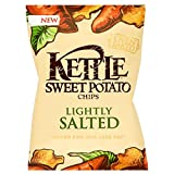 Kettle Sweet Potato Chips - Lightly Salted (80g)