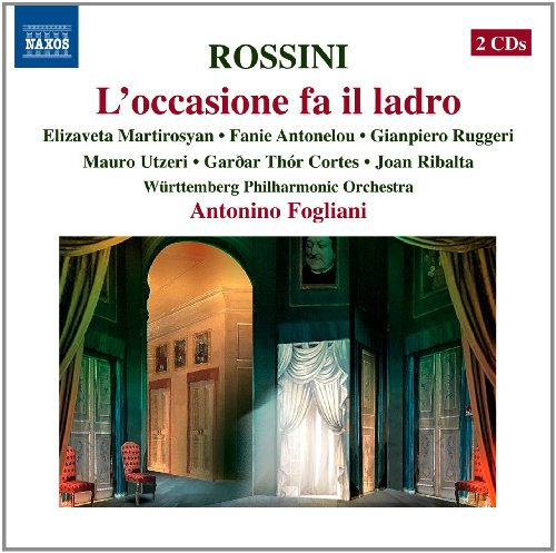 Buy Rossini: L'OccasionefFa il ladro From amazon