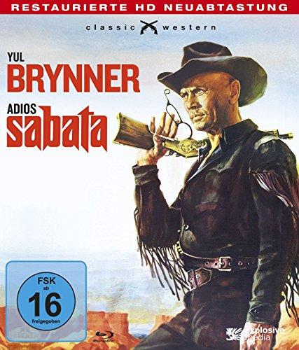 Adiós Sabata [Blu-ray] [Special Edition]