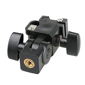 Godox Type E Flash Speedlite Hot Shoe Umbrella Light Holder Universal Mount Stand Flash Bracket Compatible TT685 V850 V860II TT350 TT600 V350