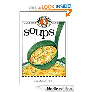 Soups Cookbook (Classic Cookbooklets)