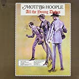 All The Young Dudes (Color) [VINYL] Mott The Hoople