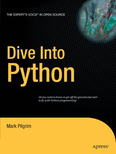 Dive into python by mark pilgrim download link - Dive into python ...