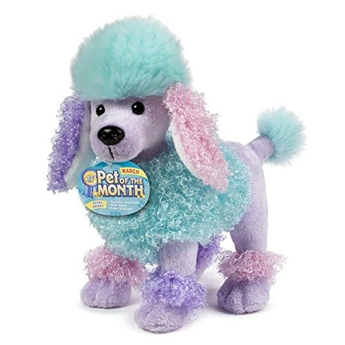 Webkinz Poofie Poodle March 2015 Pet of the Month