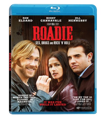 Cover art for  Roadie [Blu-ray]