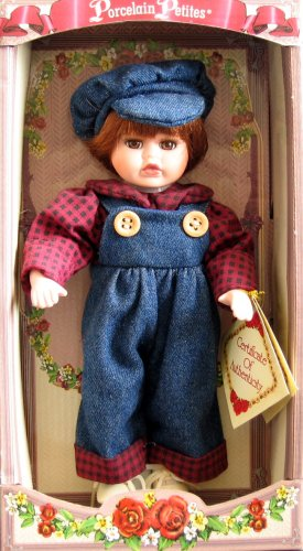 Porcelain Petites Genuine Fine Bisque Porcelain Doll - Buy Porcelain Petites Genuine Fine Bisque Porcelain Doll - Purchase Porcelain Petites Genuine Fine Bisque Porcelain Doll (Porcelain Petites, Toys & Games,Categories,Dolls,Porcelain Dolls)