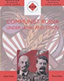 img - for Communist Russia Under Lenin and Stalin (SHP Advanced History Core Texts) by Corin, Chris, Fiehn, Terry (2002) Paperback book / textbook / text book