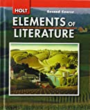 img - for Elements of Literature: Student Edition Grade 8 Second Course 2007 book / textbook / text book