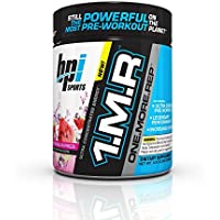 BPI Sports 1MR One More Rep Ultra Concentrated Energy Supplement, Watermelon Freeze Supplement, 8.5 Ounce