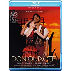 Minkus: Don Quixote [Blu-ray]