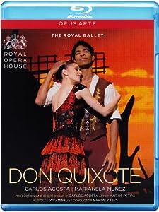Don Quixote: The Royal Ballet [Blu-ray] [2014]