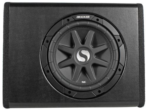 "Brand New Kicker 11Pes10C 10"" 450 Watt Class D Solo Classic Powered Subwoofer Enclosure * Audiosavings 90 Day Customer Satisfaction Guarantee! Read Description For Details.....*"