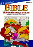 Dramatized Bible Stories: Volume 2, Tapes 5-8