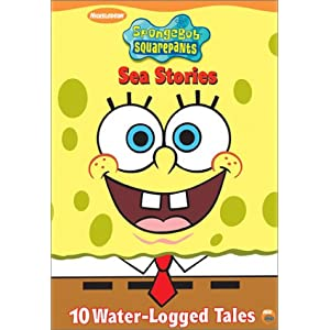 SpongeBob SquarePants - Sea Stories movie