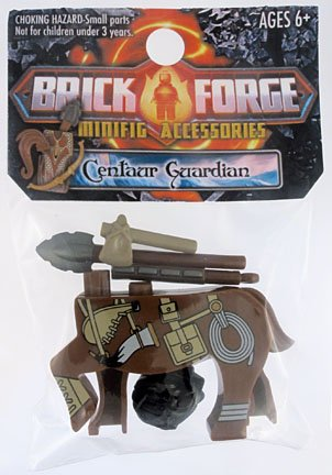 Brickforge-Centaur-Minifig-Accessory-Pack-Centaur-Scout-Minifigure-Not-Included
