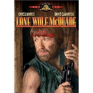 Amazon.com: Lone Wolf McQuade: Chuck Norris, David Carradine ...