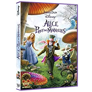 Alice In Wonderland - Edition DVD (zone 2)