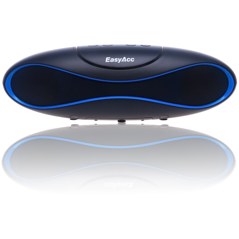easyacc tragbarer bluetooth lautsprecher mini speaker. Black Bedroom Furniture Sets. Home Design Ideas