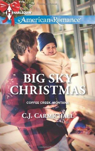 Image of Big Sky Christmas (Harlequin American Romance\Coffee Creek, Montana)