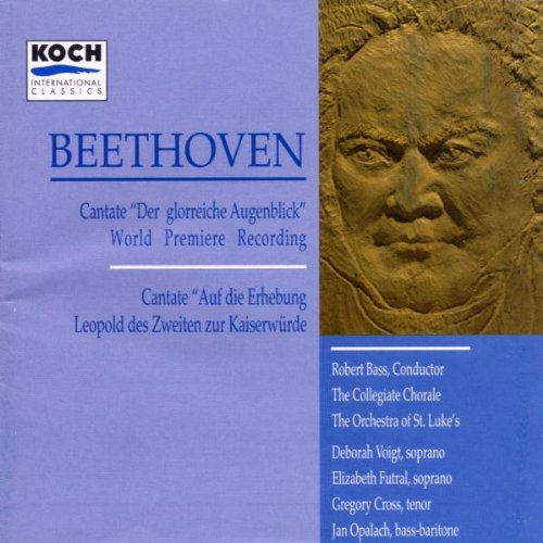 Beethoven: Cantates / Voigt, Futral, Opalach