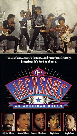 The Jacksons - An American Dream [VHS]