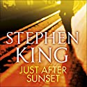 Just After Sunset Hörbuch von Stephen King Gesprochen von: Stephen King, Holter Graham, Mare Winningham, Denis O'Hare, Ron McLarty, Jill Eikenberry, Ben Shenkman
