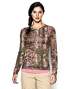 Under Armour Women's HeatGear® EVO Camo Long Sleeve