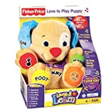 Fisher-Price Love To Play Puppy From Debenhams