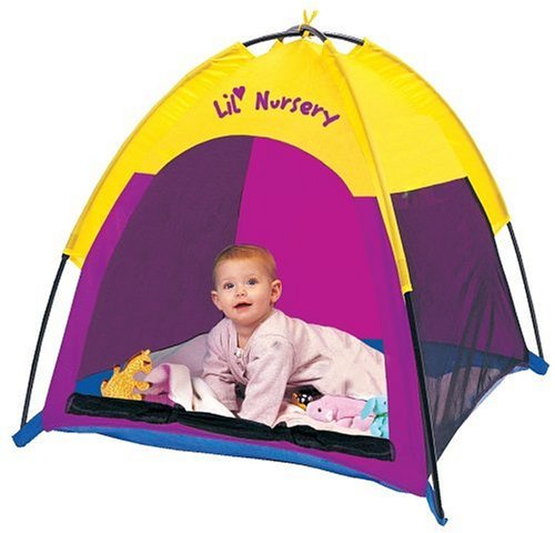 Read About Pacific Play Tents Lil Nursery Tent