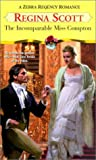 img - for The Incomparable Miss Compton (Zebra Regency Romance) book / textbook / text book