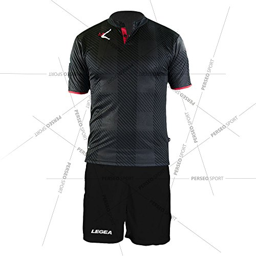 legea-kit-oporto-vetement-foot-futsal-tournoi-entrainement-joueur-sport-lot-mixte-noir-rouge