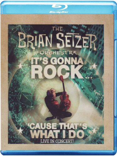 IT'S GONNA ROCK CAUSE THAT'S... [BLU-RAY]