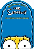 The Simpsons - The Complete Seventh Season (Collectible Marge Head Pack)
