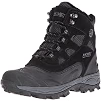 Khombu Ranger Waterproof Men's Boots ( Black / Brown)