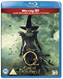 Oz the Great and Powerful [Blu-ray 3D + Blu-ray] [Region Free]