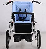 3-Wheels-16-Inch-Pushchair-Folding-Mother-Bike-Baby-Stroller-Carrier-Pushchair-Bicycle-Baby-Strollers-3-in-1one-seat-for-baby-BLUE