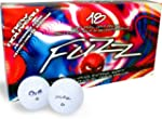 Fuzz Ball 18 Pack Low Compression Gol...