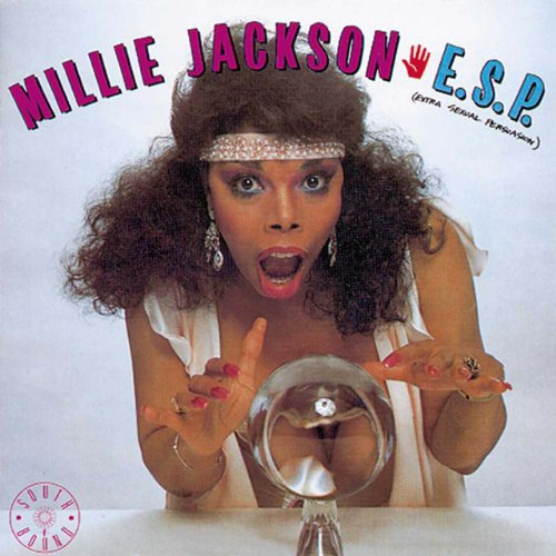 Original album cover of E.S.P. (Extra Sexual Persuasion) by Millie Jackson