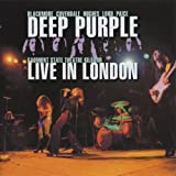Live in London by Deep Purple [Music CD]