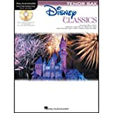 Disney Classics - for Tenor Sax Instrumental Play-Along Pack