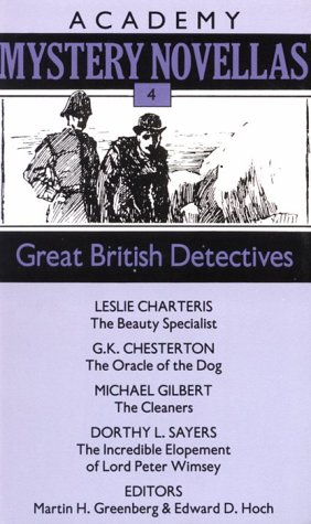 Great British Detectives (Mystery Novellas)