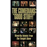 The Comedians - Good Stuff! Stand-Up Debuts from The Tonight Show [VHS] ~ Johnny Carson