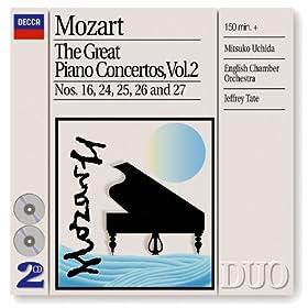 Mozart: Great Piano Concertos Vol.2 (2 CDs)