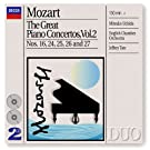 Mozart: Great Piano Concertos Vol.2 (2 CDs)