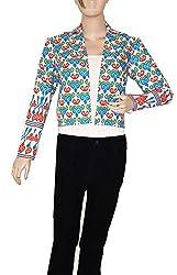 IndiaVillage Cotton Coats for Women/Blazer/Jacket