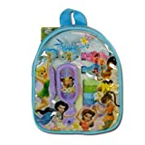 Christmas Gift – Walt Disney Tinkerbell Faires Hair Accessory Backpack, Size Approximately 16″ x 19″ x 15.5″