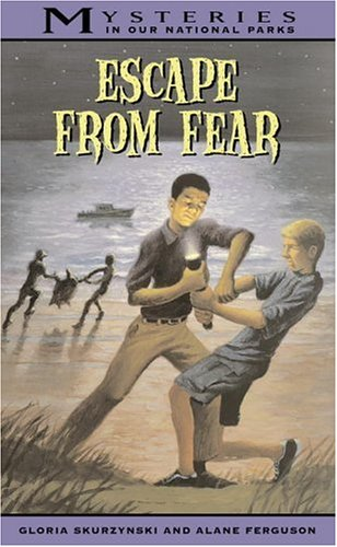 Escape From Fear (Mysteries in Our National Parks, #9)
